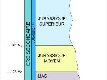 Les carrières marbrières du Haut-Jura (1) un peu de géologie...