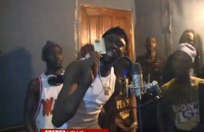 Senegalese Rappers' Political Message