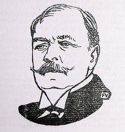 Octave Mirbeau et Jules Huret