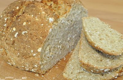 Pain irlandais (Irish soda bread)