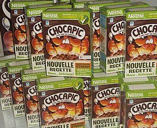 Tester les Chocapic : les Initiés