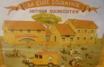 FRANCHISE : LA CURE GOURMANDE