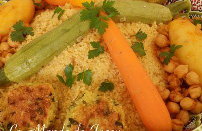 Couscous mit Cheptiya