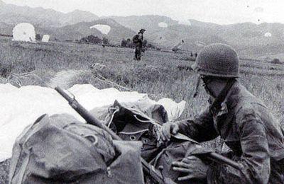 7 mai 1954 : Chute de DIEN BIEN PHU