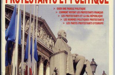 Protestants et politique (mai 2007)