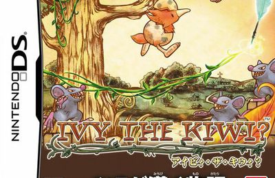Ivy the Kiwi ? sur DS