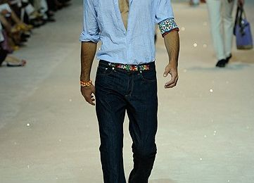 Top 5 men's designers : Milanese Fashion Week SS10