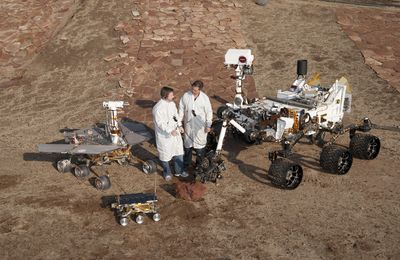 Five awesome things about Curiosity