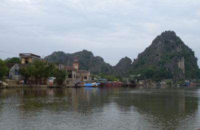 Ninh Binh: Drôles de rencontres...