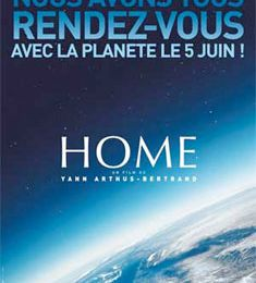 HOME film de Yann ARTHUS-BERTRAND...
