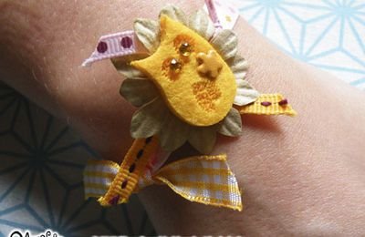 SCRAP BIJOU : bracelets so cute !