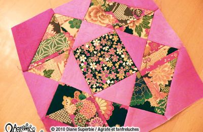 PATCHWORK : assemblage simple de triangles