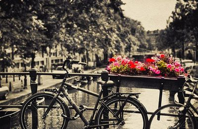 *** A bicyclette... ***
