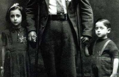 Wicdor Fajnzylberg et ses enfants