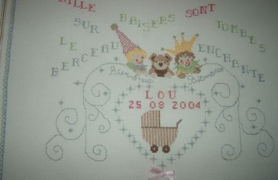 BRODERIE POUR LOU