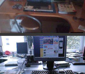 Concours mon bureau à moi : Photo # 053 & 054