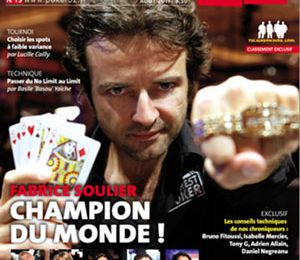 La presse au laminoir by Stefal : Poker 52 #19