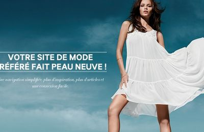 Evénement : H&M lance la nouvelle version de son site internet