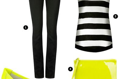 Look : on ose le fluo
