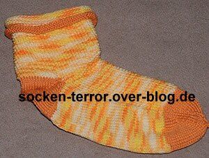 """Therapeuten""-Socken: FERTIG!"
