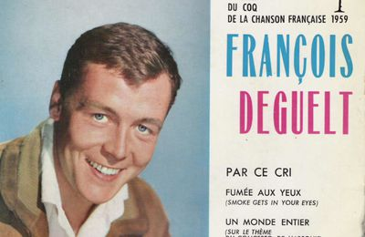 Biographie Part II (1956-1960)