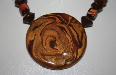 """Collier """"Made In Afrique"""""""