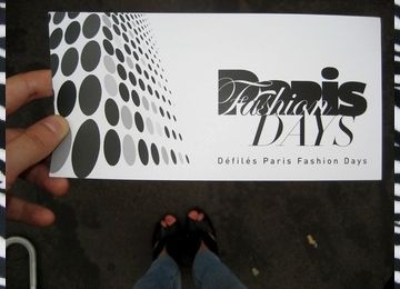 Paris Fashion Days, when a dream comes true !