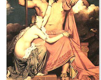 """Gilania. Mitologia greca: colpo di Stato degli dei padri olimpici sull'antico ordine delle dee madri, da: """""""