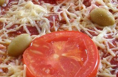 Pizza Chorizo-Jambon