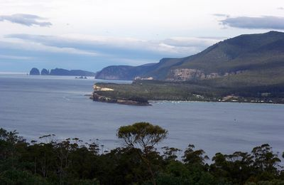 Tasman Peninsula: de WaterFall Bay a Fortescue Bay
