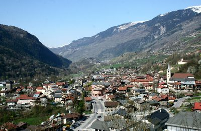 Villages de Tarentaise (Ex-Canton d'Aime)