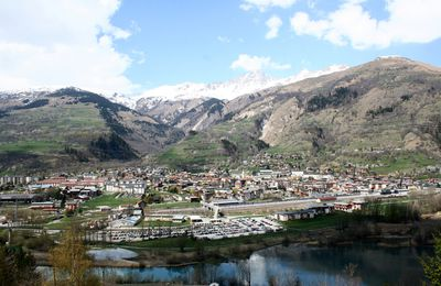 Villages de Tarentaise (Canton de Bourg Saint Maurice)