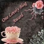 One Lovely Blog Award ... 2ème ...