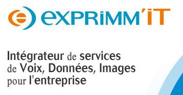 ETDE via Exprimm'iT propose un câblage VDI Green IT avec EcoFlex'IT®