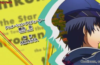 Persona 4 The animation 12 vostfr