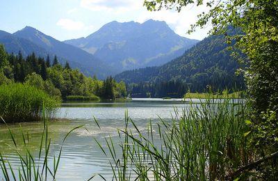 H-Savoie : Le Lac de Vallon