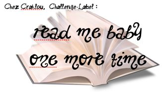 "Challenge-Label ""Read me Baby one more time"""