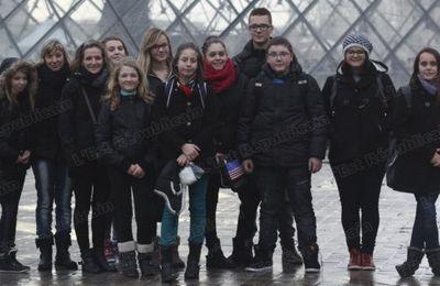 Les jeunes des Francas découvrent Paris