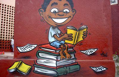 Comment donner le gout de la lecture dans un pays de traditions orales...?