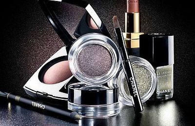 "Chanel ""Illusion d'ombre"" collection maquillage automne 2011"