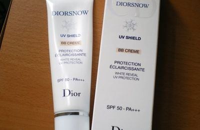 Review: Diorsnow UV Shield BB Creme SPF50