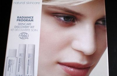 Review: Programme Radiance avec UNE Natural Skincare