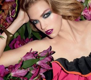 "Yves Saint Laurent ""Jardin de Minuit"" collection automne 2011"