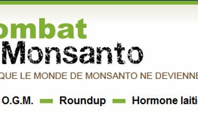 Un petit rappel : Combat Monsanto, une multinationnale criminelle.