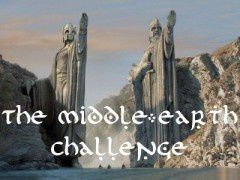 The Middle-Earth Challenge : récapitulatif des billets