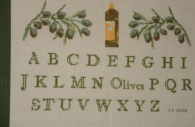ABCDaire des olives