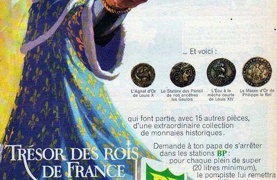 Le trésor des rois de France - BP
