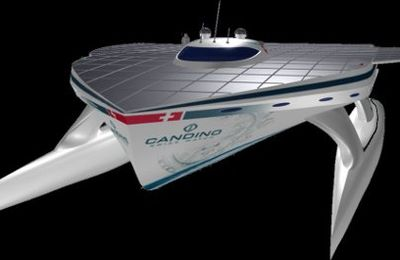 13/05/2010: Le plus grand catamaran solaire va faire le tour du Monde en 2011
