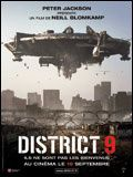 District 9 de Neill Blomkamp envahit le box-office français