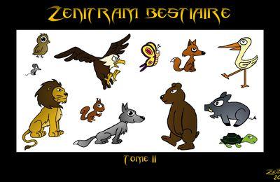 Zenitram Bestiaire Tome II
